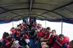 Nasza pierwsza amazońska łódź