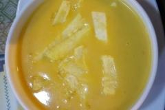 zupa z frytkami